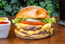 Hamburguesa Sencilla Doble Carne