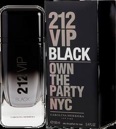 Carolina Herrera 212 Vip Black 3.4 Oz