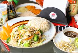 Pai Thai Con Pollo