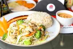 Pollo En Salsa Massaman Curry