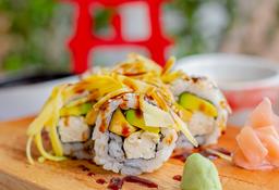 Sushi a tu elección+ bebida gratis 🍣