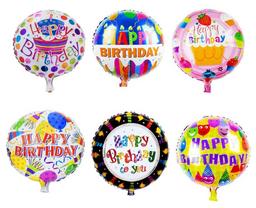 Globo Metalizado Feliz Cumpleaños Grande