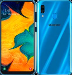 A30 64 Gb Blue Samsung Galaxy