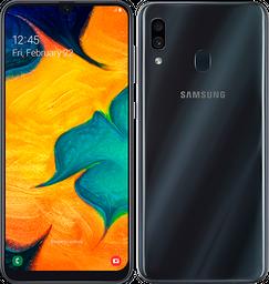 A30 64 Gb Black Samsung Galaxy