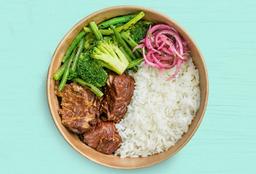 Bowl de Carne Estofada