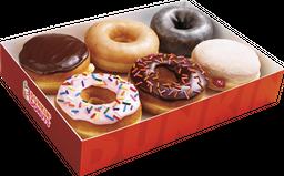 Paga 5 Donuts y Llevas 6 🍩🍩