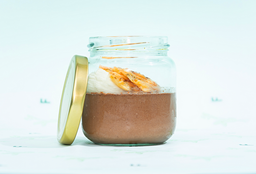 Cremoso de Chocolate con Nueces
