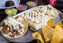 Combo Burrita Personal