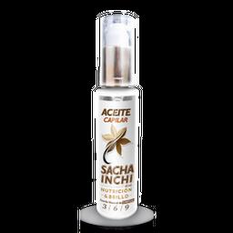 Aceite Capilar Con Sacha Inchi