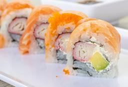 Wok Maki Salmon