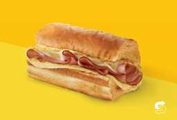 Sándwich Huevo Jamón