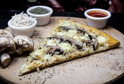 Pizza Pollo Champiñon