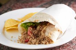 Burrito de Quinoa