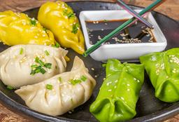 Dumplings Mixtos