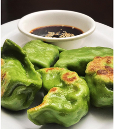 Especial del mes: Dumpling de espinaca, ricotta y albahaca