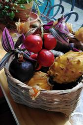 Especial Canasta de Frutas para Mama 🍇🍓🍍