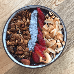 Bowl de Acai, Cacao & Coco