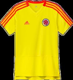 Camiseta De Entrenamiento Selección De Colombia Niño 2018