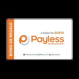 Bonos Payless $50.000