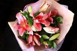Bouquet de lirios