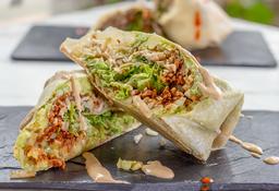 Burrito Mexicano + Jugo