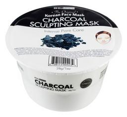 Mascarilla Single Sculpting Charcoa