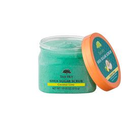 Shea Sugar Scrub Coconut Lime