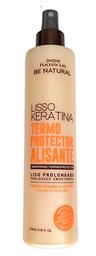 Termoprotector Be Natural Liso Kerat 250Ml