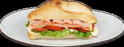 Sándwich de Jamón York