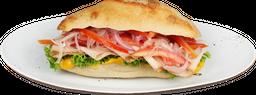 Sándwich de Pernil Wow