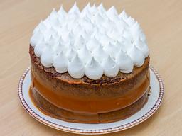 Torta Choconueses y Arequipe Entera