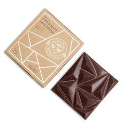 Barra de chocolate semiamargo 40g