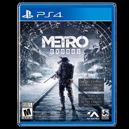 PS4 Metro Exodus - LATAM