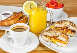 Desayuno Para 1 Premium