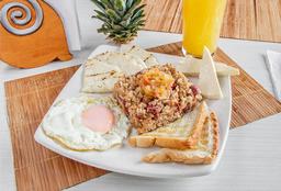 Desayuno Paísa