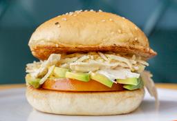 Sandwich de Pollo Peruano
