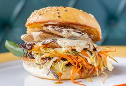 Sandwich Vegetariano Asian Veggie