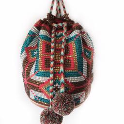 Morral Wayuu grande
