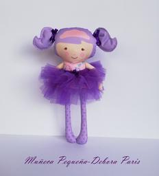 Muñeca Pequeña Debora Paris