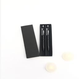 Set bolígrafo portaminas negro