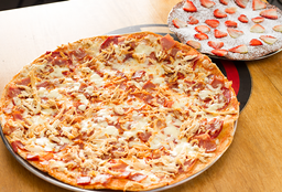 🍕🍕Pizza Large + Pizza de Nutella GRATIS
