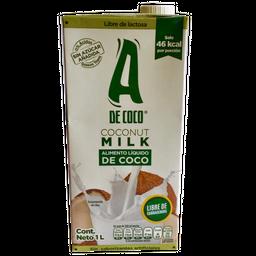 Bebida De Coco 1 Lt