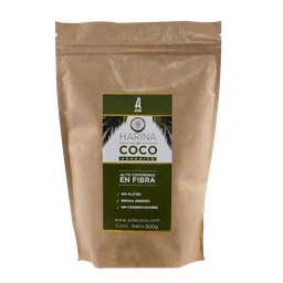 Harina De Coco Organica 500 G