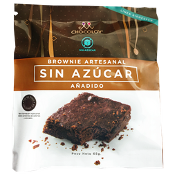 Brownie 0 Azucar 65 G
