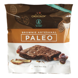 Brownie Paleo 65 G