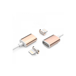Cable Usb Metal Magnetic Tipo C
