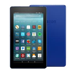 Tablet Amazon Kindle Fire 7 color Azul