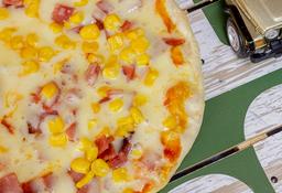 Pizza Personal + GRATIS Pizzza personal + Gaseosa 1.5 lt