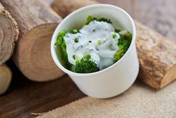 Brocoli con Yogurt