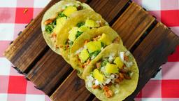Combo Tacos al Pastor x6